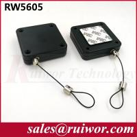 Buy cheap RUIWOR RW5605 Square Multi-purpose Security Tether Retracting forces MAX 2.5LB/ Cable length MAX 400CM product