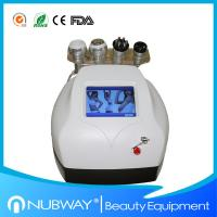Buy cheap Portable Cavitation RF Body Slimming and Skin Rejuvenation machine Nubway product