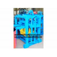 China 4-40 small hollow block solid block concrete block making machine on sale