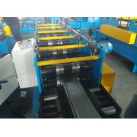 Buy cheap Shelving Rack Pallet Rack Step Beam Roll Forming Machine , Cold Roll Forming Equipment product