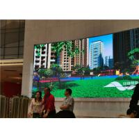 Buy cheap Front Access Indoor Advertising LED Display HD 1000 Nits Brightness For Advertising product