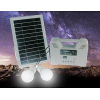 Buy cheap Quality LED solar power system With no upfront cost and predictable energy rates, Solar Lamp makes switching to sola product