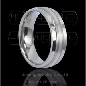 China Titanium ring on sale