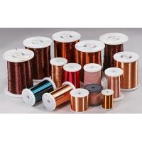 Buy cheap Eureka Wire Insulation Enamelled Wire 180℃ Modified Polyester Resistance from Wholesalers