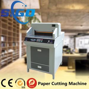 4606hd electric paper guillotine factory supply paper cutting machine China paper cutter