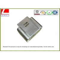 Buy cheap Precise High Speed CNC Aluminium Machining enclosure for light industry from Wholesalers