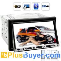 """Buy cheap Road Hammer - 2 DIN Car DVD Player with Bluetooth - 7"""" HD Touchscreen product"""