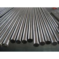 China Heat Transfer Welded Titanium Tubes And Pipes For Surface Condensors on sale