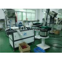 Fully automated assembly machine flexible for drinking bottle lid
