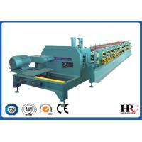 Buy cheap Adjustable CZ Roll Forming Machine With Manual Or Hydraulic Decoiler product