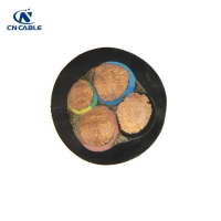 Buy cheap 2 AWG 4 Conductor 2KV Type G Power Cable Mining Flexible Rubber Cable product