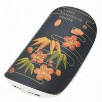 Buy cheap 6,000mAh Power Bank with China Style, Water-transfer Print/Li-polymer Battery, for Gifts, OEM/ODM product