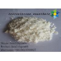 Buy cheap CAS 315-37-7 Anabolic Steroids Muscle Mass Supplements Testosterone Enanthate Test E Powder product