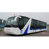 Buy cheap Airport shuttle bus with 110 passengers 14 seats Cummins engine product