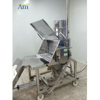 Buy cheap BDS Bag Dump Station Equipment Powder Feeding Dust Collect Vibro - Sifter Filter Closed Transfer 20Mesh product