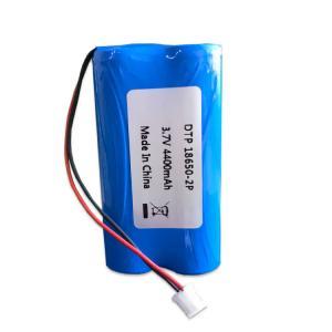 Buy cheap 36x65MM 3.7V 4400mAh Li Ion 3.7 V Battery product