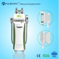 Buy cheap Advanced nubway portable cryolipolysis slimming beauty machine for fat loss&body slimming product