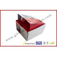 Buy cheap Foldable Art Paper Card Board Packaging Box For Carton Mobile Phone Package product