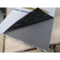 Buy cheap Thickness 20mm Ti zinc aluminum honeycomb panel for building decoration product