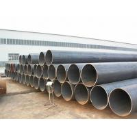 Buy cheap API SPEC 5L Thin Wall Welded Steel Tubes Lightly Oiled For Conveying Gas product