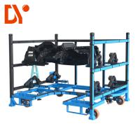 Buy cheap Anti Oxidation Heavy Duty Tool Trolley , Workshop Trolley Cart Metal Material product