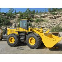 Buy cheap 17.1 ton 3.3m3 bucket Caterpillar wheel loader 966H with 240HP WEICHAI engine product