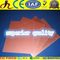 China copper sheets for sale on sale