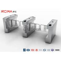 Buy cheap RFID Card Automatic Access Control Turnstile 20W RS485 For Park Museum product