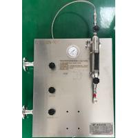 Buy cheap 2.5Mpa Crude Oil Automatic Sampling System Wood Case Packing With Plastic PE Film product