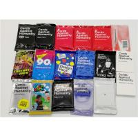 Buy cheap Multi Styles Adult Card Games Cards For Humanity Fashionable Design product