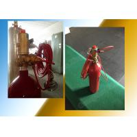 3Kg Fm200 Fire Extinguisher Tube With GB25972-2010 Standard