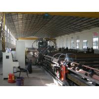 Buy cheap CNC angle punching, shearing and marking line JNC2024 Plus, 45x45x3~200x200x24mm product