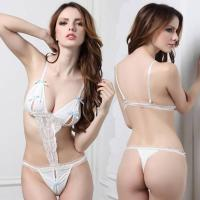Buy cheap sexy lace teddy product