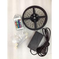 Buy cheap IP65 DC12V 5M SMD 5050 300leds RGB LED Strip Kits with Blister Packing product