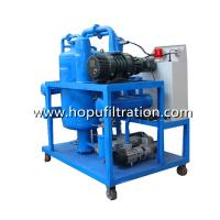 Buy cheap Double Stage Vacuum Transformer Oil Purifier,Transformer Oil Purification Unit,cable oil filtering equipment factory product