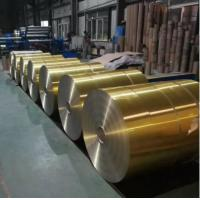 Buy cheap Anti Corrosion Hydrophilic Aluminum Foil 1- 6 Colors Printing For Air Conditioning product