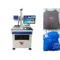 Buy cheap Laser Printing Machine For T-Shirt , Clothing CO2 Laser Engraving Machine product