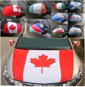 Buy cheap Custom Car Flag (FY-02) product