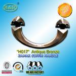 Buy cheap Antique copper bronze zamak metal coffin handle H017 22.5*11.5  cm zinc casket hardware product