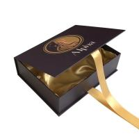 Buy cheap Custom Luxury Presentation Boxes / Logo Printed Cosmetic Gift Packaging Box product