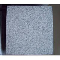Buy cheap Indoor 2.61g/Cm3 Hammered G603 Flamed Granite Stone product