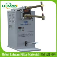 Buy cheap PLDH-1  HDAF Wire Mesh Welding Machine for truck air filter product
