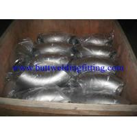 Buy cheap Duplex Steel ASTM UNS S31803 UNS S32205  A182 F51 /1.4462 But Weld Fittings ASTM A182 F53 / S2507 product