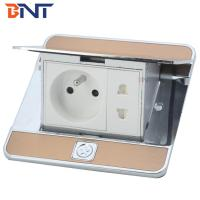Buy cheap zinc alloy  material with french power floor pop up socket product