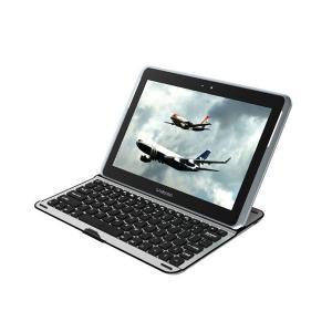 China Aluminium Bluetooth Keyboard Case for Samsung galaxy note 10.1 N8000 on sale