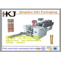 Buy cheap Omron PLC Controlled Spaghetti Packaging Machine With 6 Lines ISO90001 Approved product
