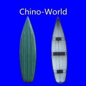 China Electric engine thruster canoe & Canadian canoe on sale
