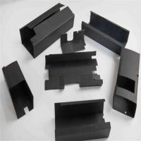 Buy cheap Die Cut Black Flexible Polycarbonate Sheet Film For Packing Purpose product