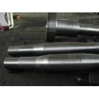 Buy cheap ST52-3, 16MnCr5 Mechanical Properties forgied steel Shaft Forgings C45 product