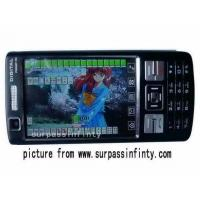 Buy cheap Mobile Phone/Dual SIM/MP3.MP4/2.0MP/Handwriting/3.0 product